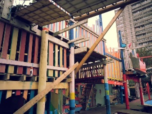 Glamis Adventure Playground in London